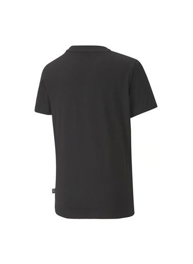 Puma Puma 58324401 Rebel Tee Siyah Erkek Çocuk T-Shirt Siyah